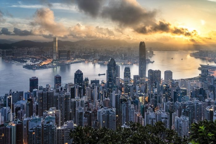 Die teuersten Büromärkte der Welt: Hongkong