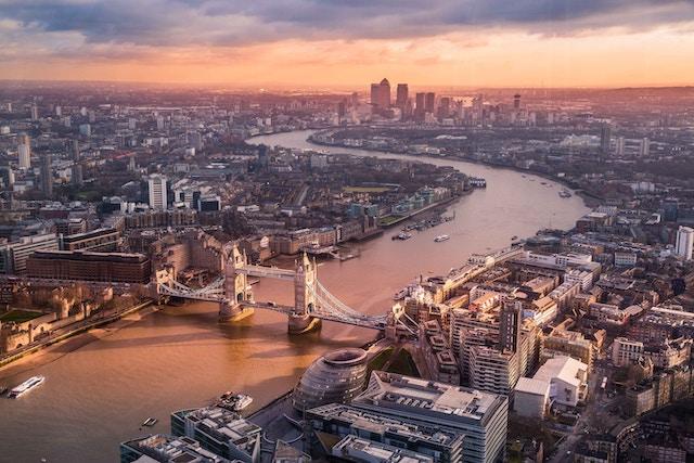 Mieten in Londons Wolkenkratzer explodieren