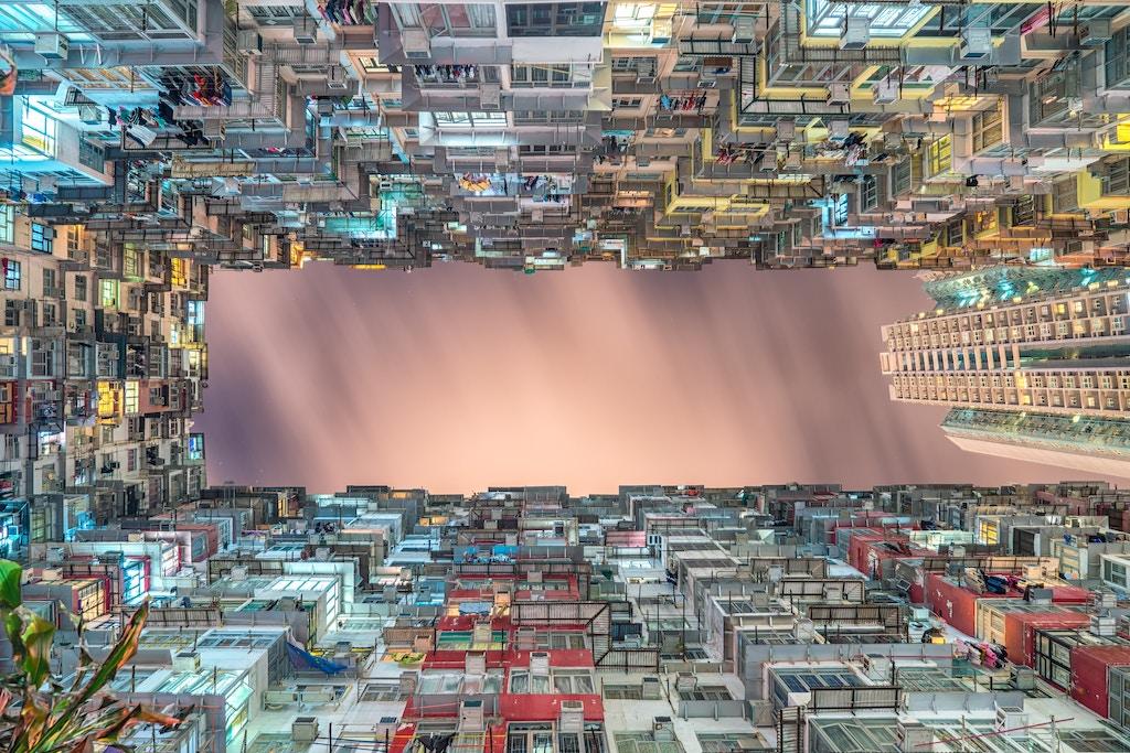 Eine aufstrebende Nachbarschaft, ein vielversprechender Markt