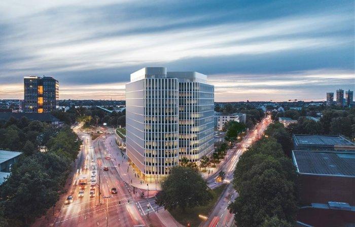 Alstergate - MAGNA startet die Vermietung in Hamburg
